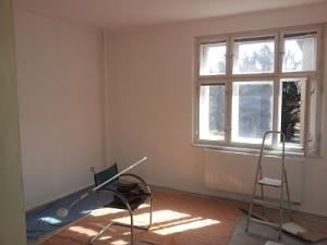 Přestavba bytové jednotky
